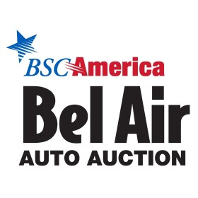 Bel Air Auto Auction Logo